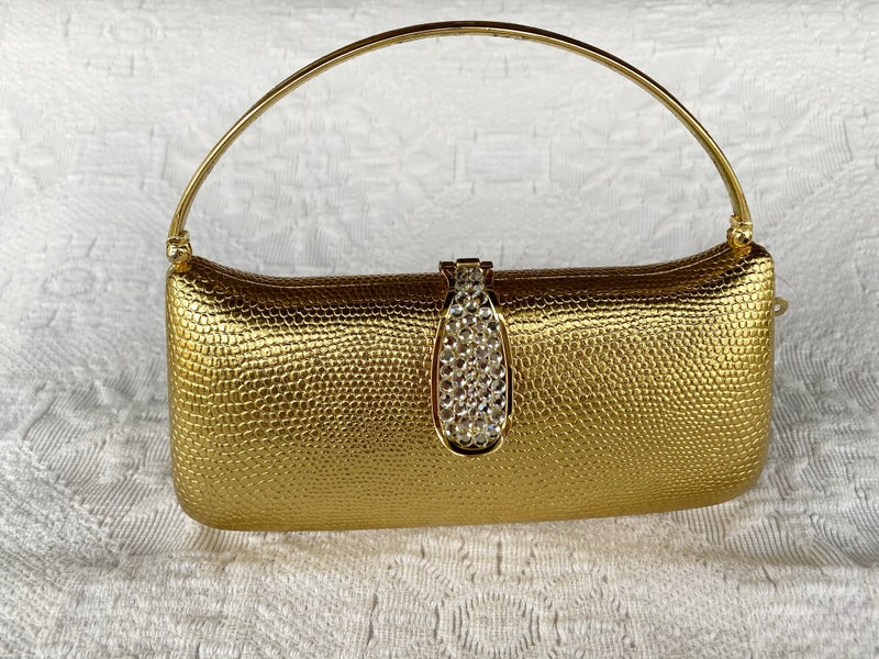 Evening Bags Gold