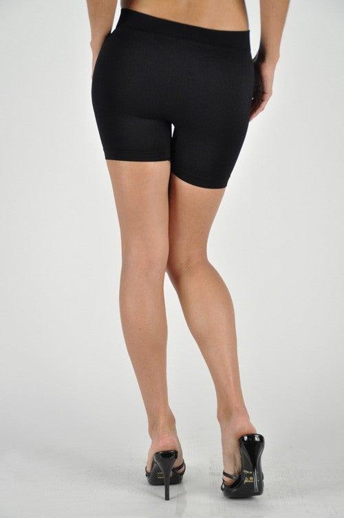 Bike Shorts - Brushed