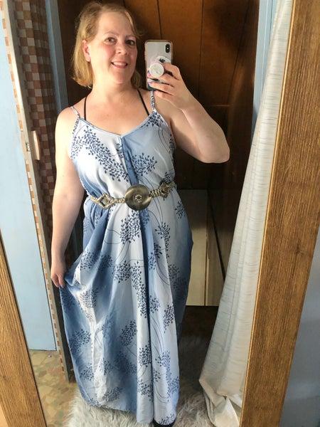 Blue Dream Dress *Final Sale*
