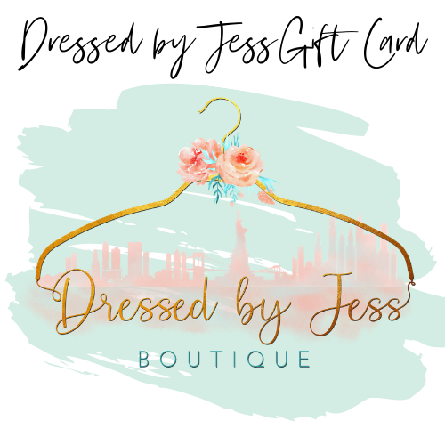 Dressed by Jess Gift Card