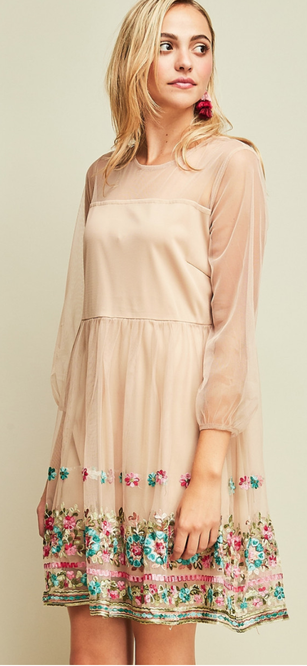 Wonderwall Dress