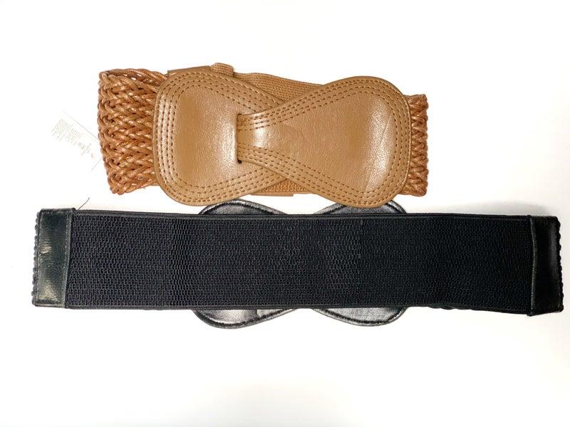 Cinch Belt - Brown