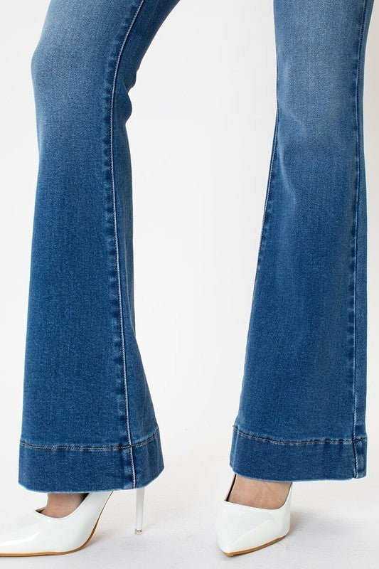 Hello Beautiful Flare Jeans