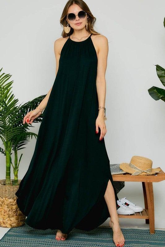 Dreaming Of Summer Dress - Black