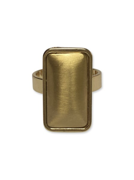 Trifecta of Beauty Ring - Gold