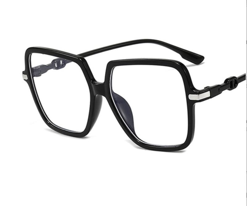 Eyes On The Prize Blue Light Glasses - Black