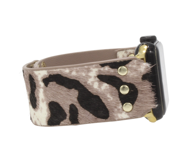 Erimish Leather Collection Apple Watch Band