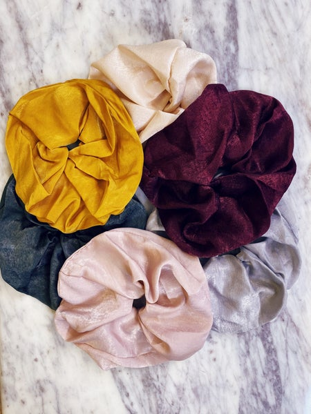 Assorted Scrunchies (Grab Bag Style)