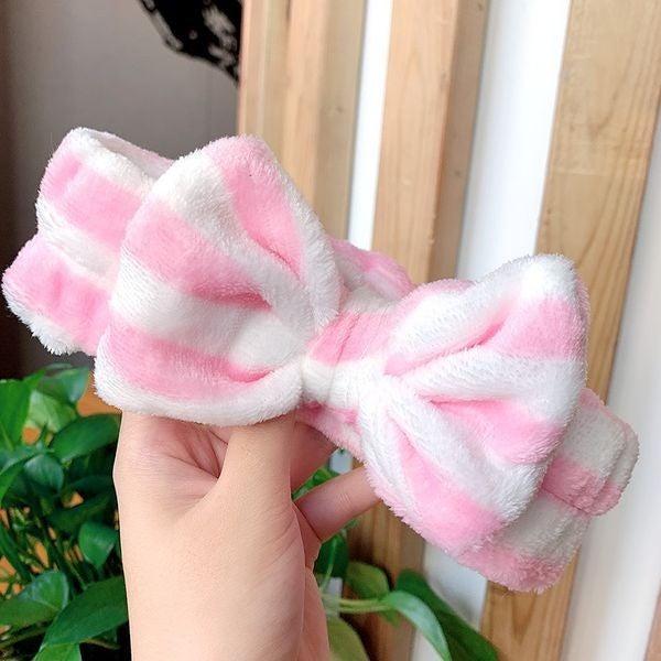 Spa Headband - Pink