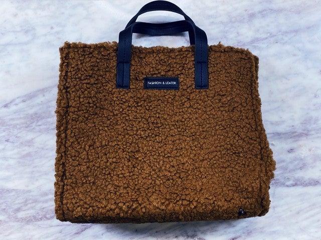 Plush Love Messenger Bag