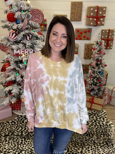To Dye For Tie Dye Top