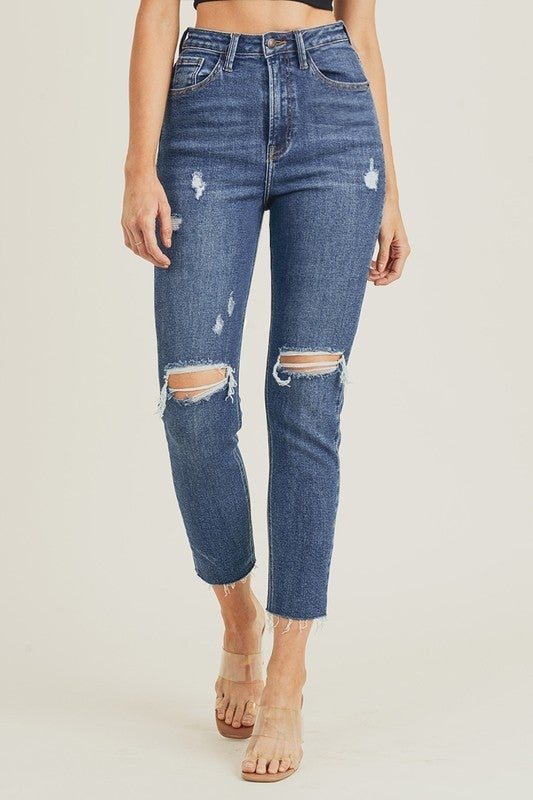 On Top of the World Jeans