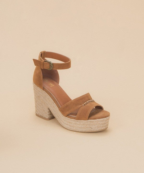Stay With Me Espadrille Sandals