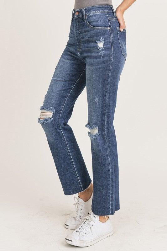 PLUS/TREG Racing Thoughts Jeans - Medium