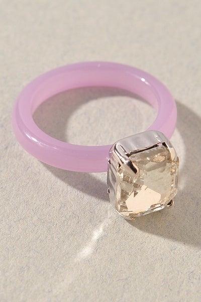 It's My Favorite Spring Ring - Purple