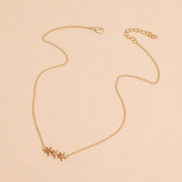 The Stars Above Necklace