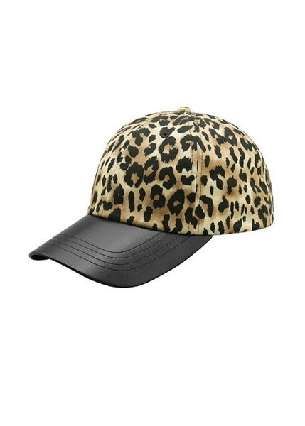 Lucky Leopard Hat