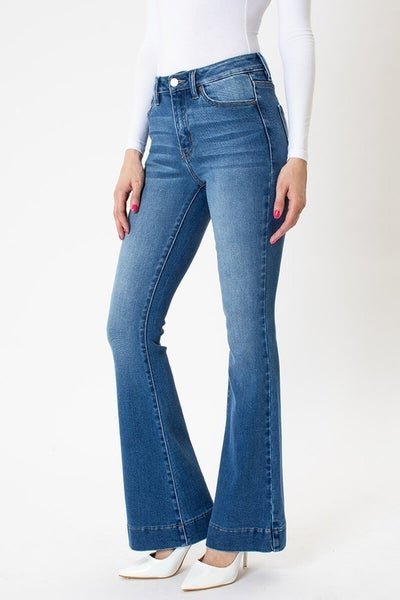 Hello Beautiful Flare Jeans