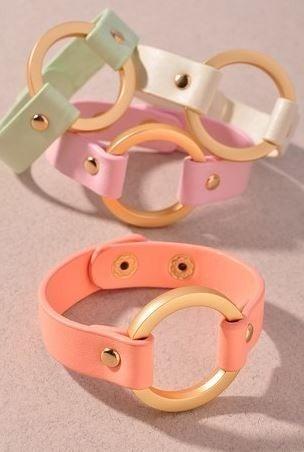 Feeling Special Bracelet-Peach