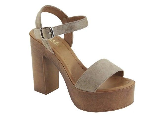 Paige Platform Heeled Sandals