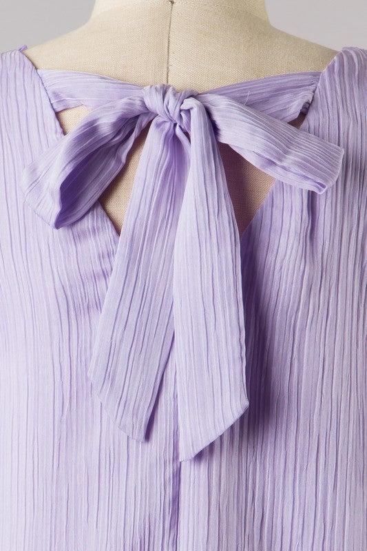 Close To you Dress - Lavender