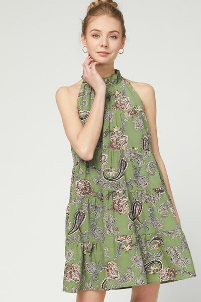 Call Me In Spring Dress