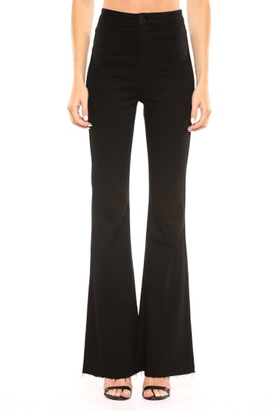 Dare to Flare Jeans - Black