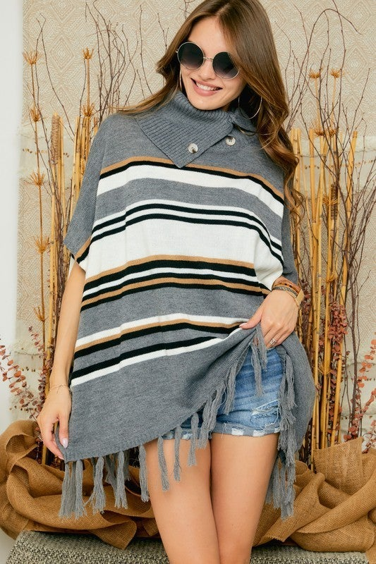 All My Love Sweater Poncho