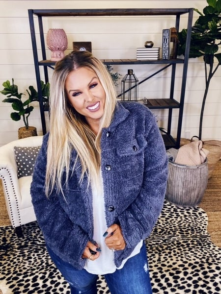 Just In Time Sherpa Jacket