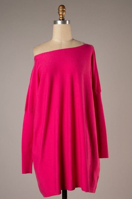 Tunic Love - Hot Pink