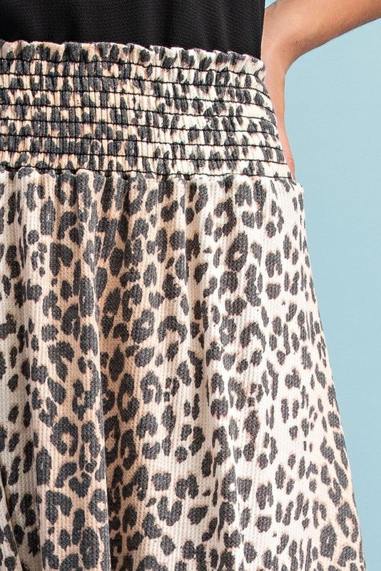 Breathtakingly Beautiful Cheetah Skirt