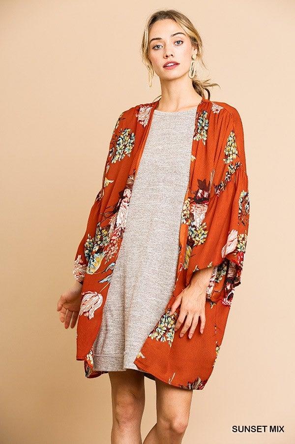 Ring The Bell Kimono