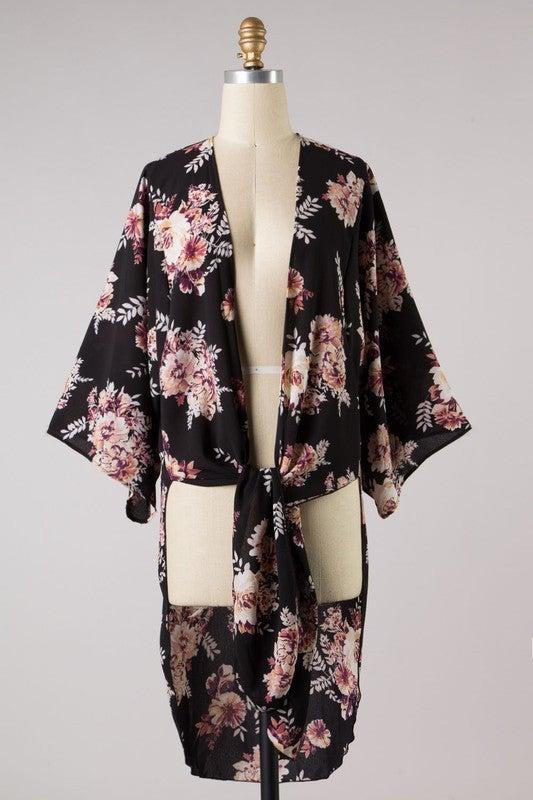 Flower Child Kimono