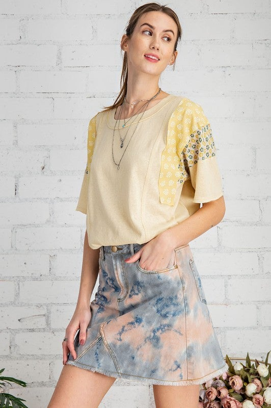 Sunshine Dreams Top