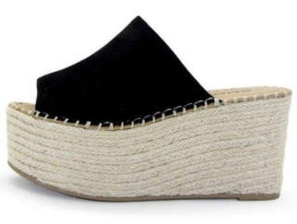 Secret Keeper Shoes - Black