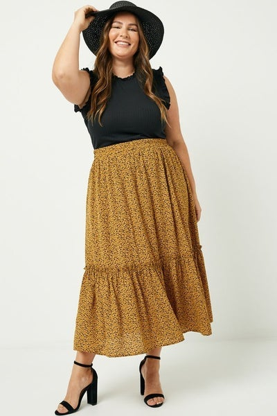 Dance and Polka Dots Skirt