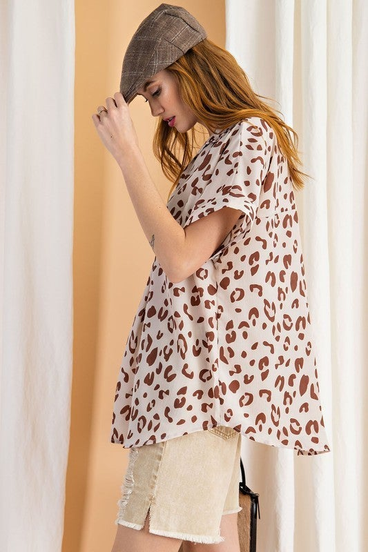 Brighter Days Top - Natural