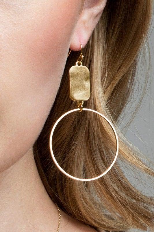 Charmed By You Earrings