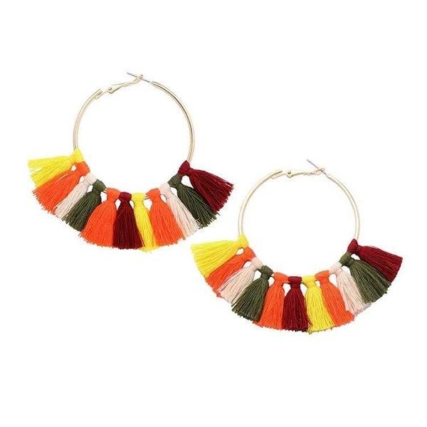 A New Day Earrings - Multi