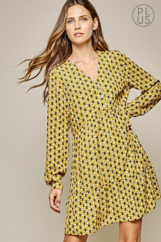 Sweet Sunshine Boho Dress