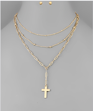 Pray for Me Necklace