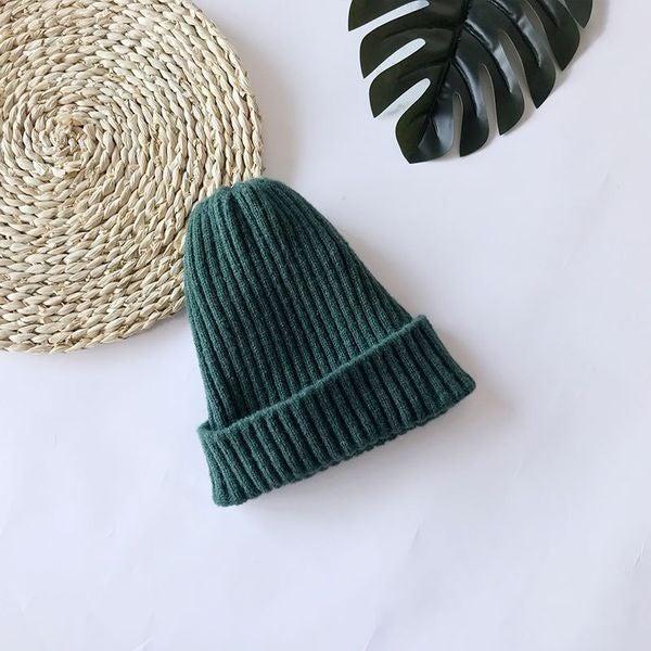 Warmest Winter Hat - Dark Green