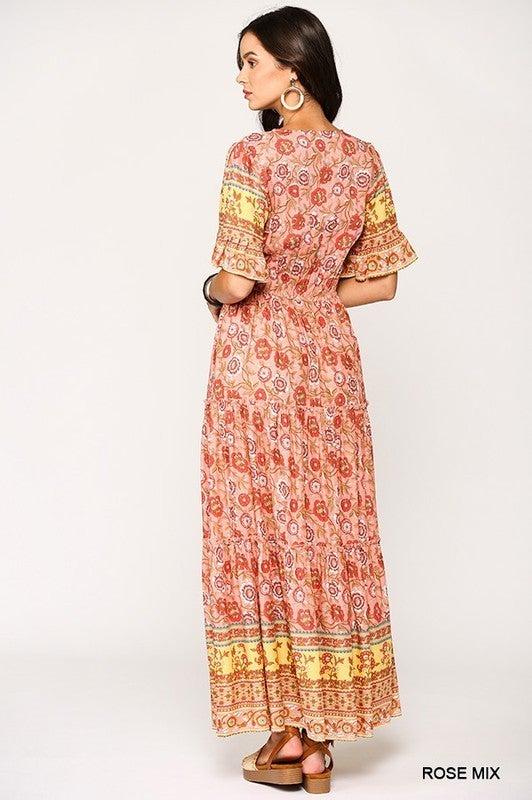 PLUS/REG Lots Of Love Dress - Rose