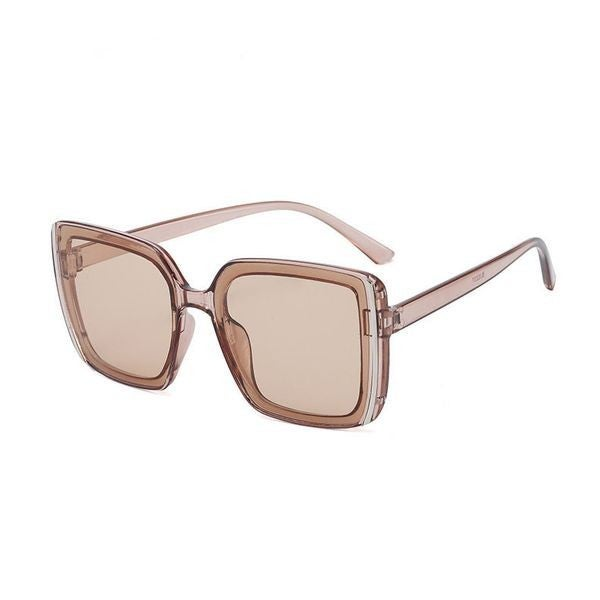 Shades Of Fame Sunglasses - Brown