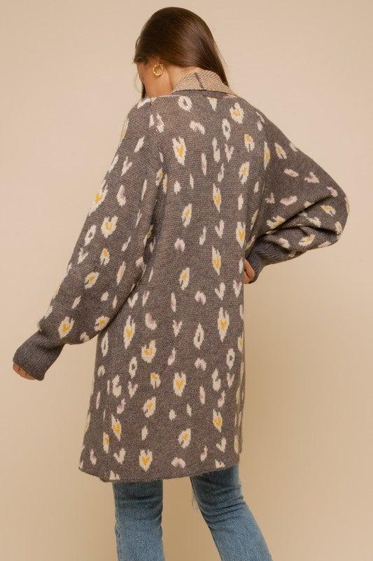 Love Your Leopard Cardigan