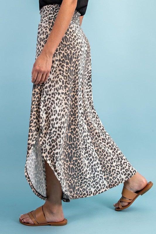 Breathtakingly Beautiful Cheetah Skirt