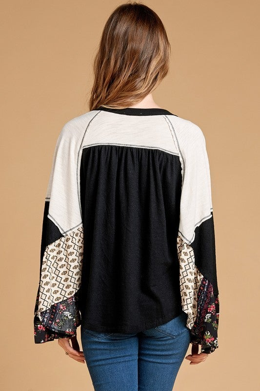 Fall Fashionista Top