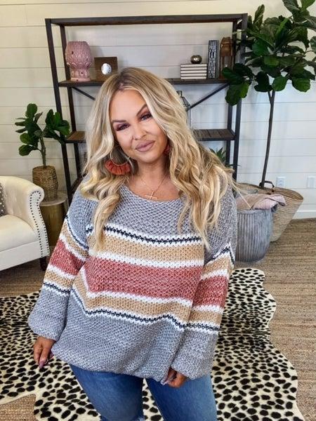 Sweet Sunshine Sweater