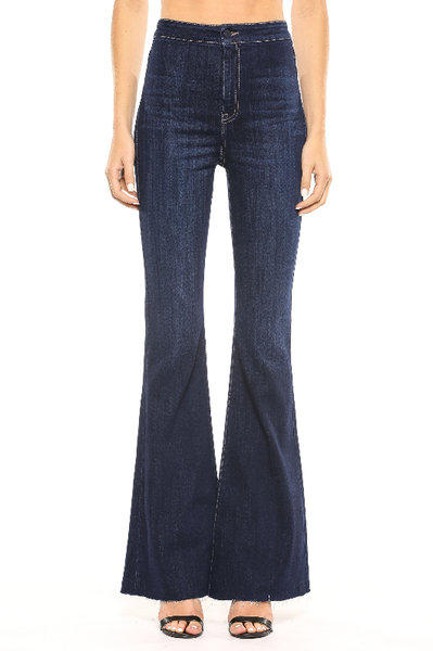 Dare to Flare Jeans - Dark Wash