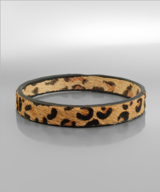 The Cat's Meow Bracelet - Brown